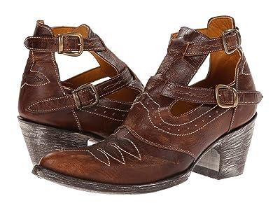 Old Gringo Joy (Brass) Cowboy Boots