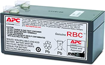 APC UPS Battery Replacement for Back-UPS model BE325, BE325R (RBC47)