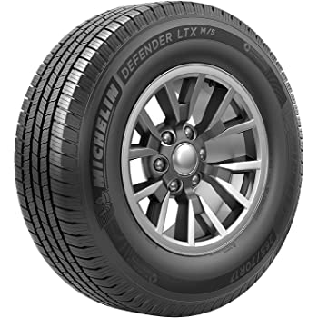 Michelin Defender LTX M/S All- Season Radial Tire-275/55R20 113T, Model:4845