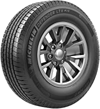 Michelin Defender LTX M / S All-Season Radial Tire-255 / 50R19 / XL 107H
