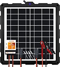 Best marine battery for solar panel Reviews