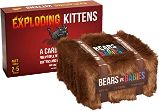 Exploding Kittens - Game Night Bundle