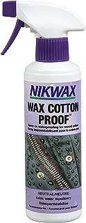 Nikwax Wax Cotton Proof Spray-On Waterproofing