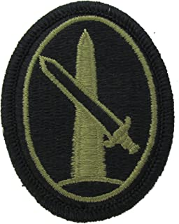 military district of washington patch