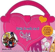 Diseña tu moda con el club de Tea (maleta): Actividades Tea Stilton (Actividades Stilton)