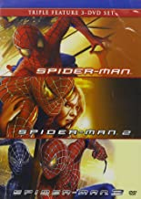 Spider-Man: Triple Feature (Spider-Man / Spider-Man 2 / Spider-Man 3)