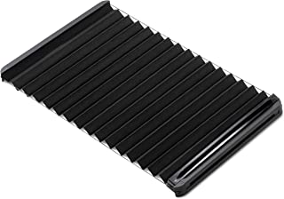 Lippert Components 786037 Black Thin Ready RV Window Shade for Prepped LCI Entry Doors