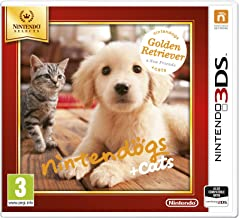 Nintendogs And Cats 3d: Golden Retriever (selects) /3ds