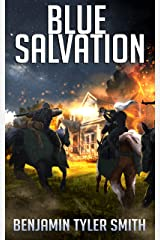 Blue Salvation (The Fallen World Book 13) Kindle Edition
