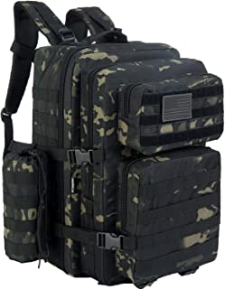 GZ XINXING Molle Assault Pack Military Tactical Army Backpack Bug Out Bag Daypack