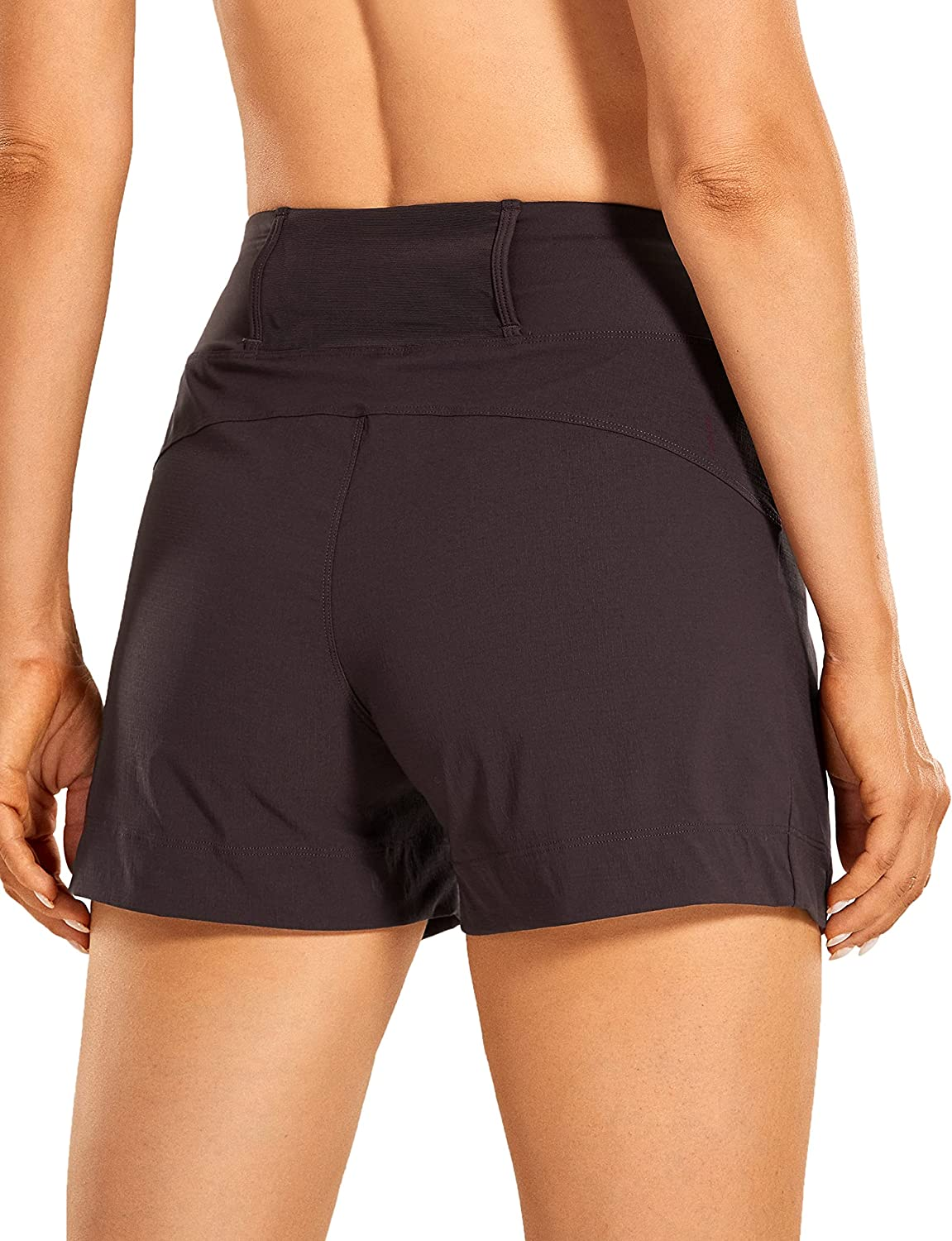 CRZ YOGA Max 74% OFF Women's Lightweight Hiking Outdoor Spring new work one after another Shorts Quick- Travel