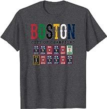 boston city t shirts