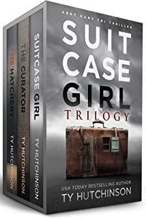 Suitcase Girl Trilogy (Abby Kane FBI Thrillers)