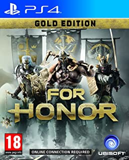 For Honor Gold Edition (PS4) UK IMPORT REGION FREE