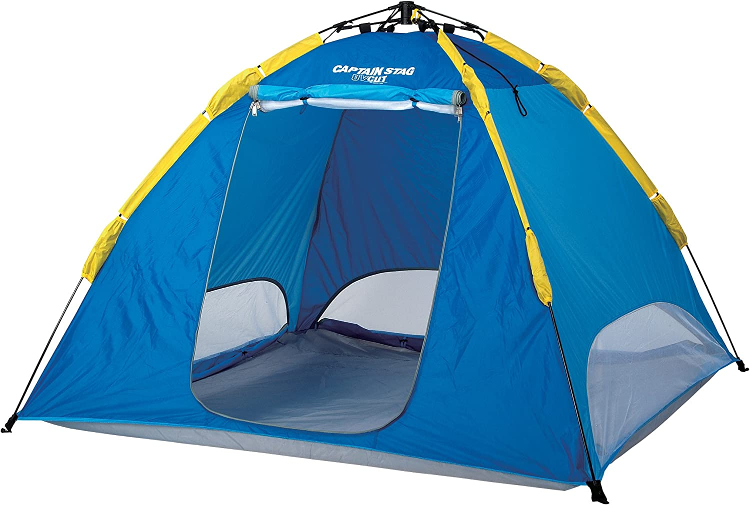 CAPTAIN STAG UV Cut Sun shelter tent one touch set up 200UV M3137