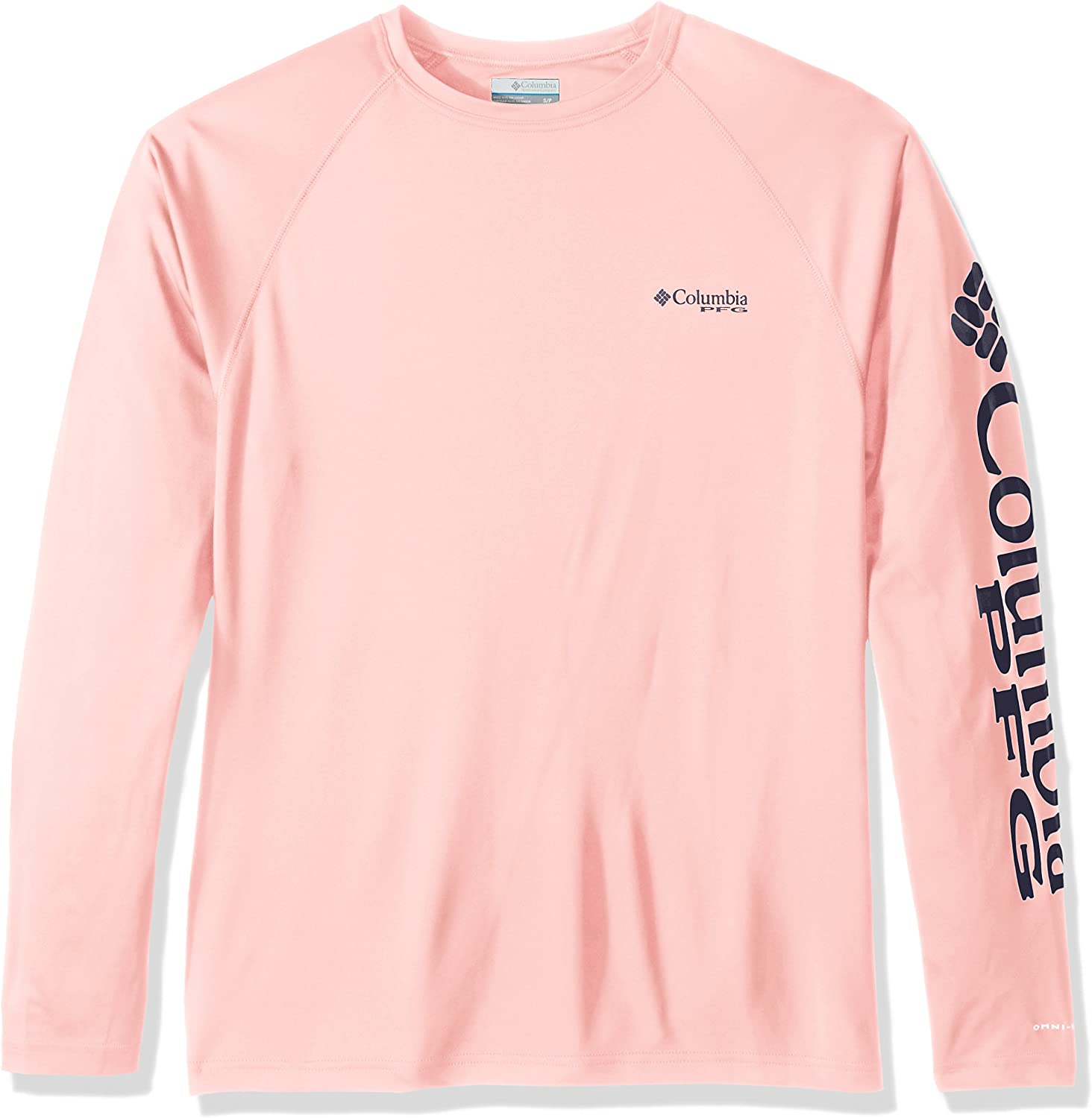 Columbia Men's PFG Terminal Long-Sleeve Tackle Online limited 5 ☆ very popular product Shirt