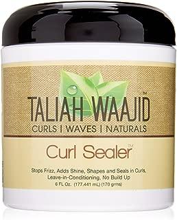 Taliah Waajid Curls, Waves and Naturals Curl Sealer, 6 Ounce