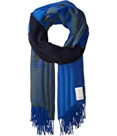 rag & bone - Mixed Check Scarf