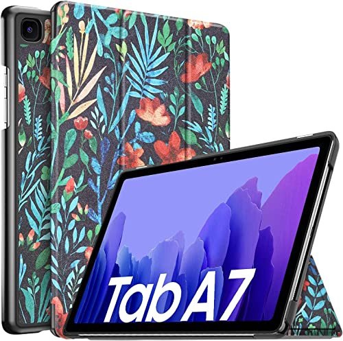 IVSO Coque Compatible avec Samsung Galaxy Tab A7 10.4 2020, Slim Cover Housse de Protection pour Samsung Galaxy Tab A...
