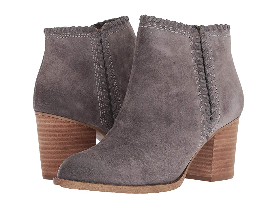 Sofft Wilton (Steel Grey/Anthracite Cow Suede/Cometa Metallic) Women
