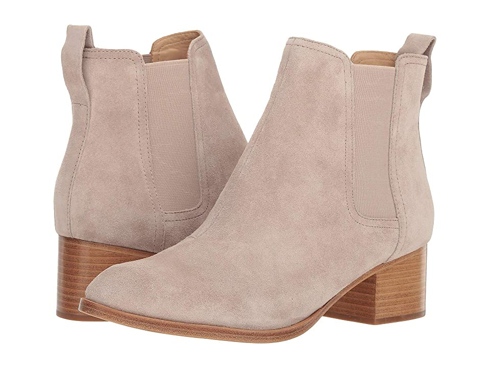 rag & bone Walker Bootie (Smoke Suede 1) Women