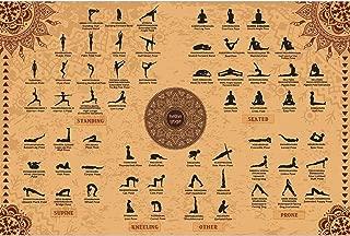 Best yoga sun salutation poster Reviews