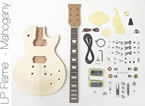 DIY Electric Guitar Kit singlecut Mahogany Style Build Your Own Guitar Kit
