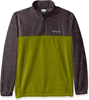Columbia Men's Big and Tall Steens Mountain Big & Tall Half Zip