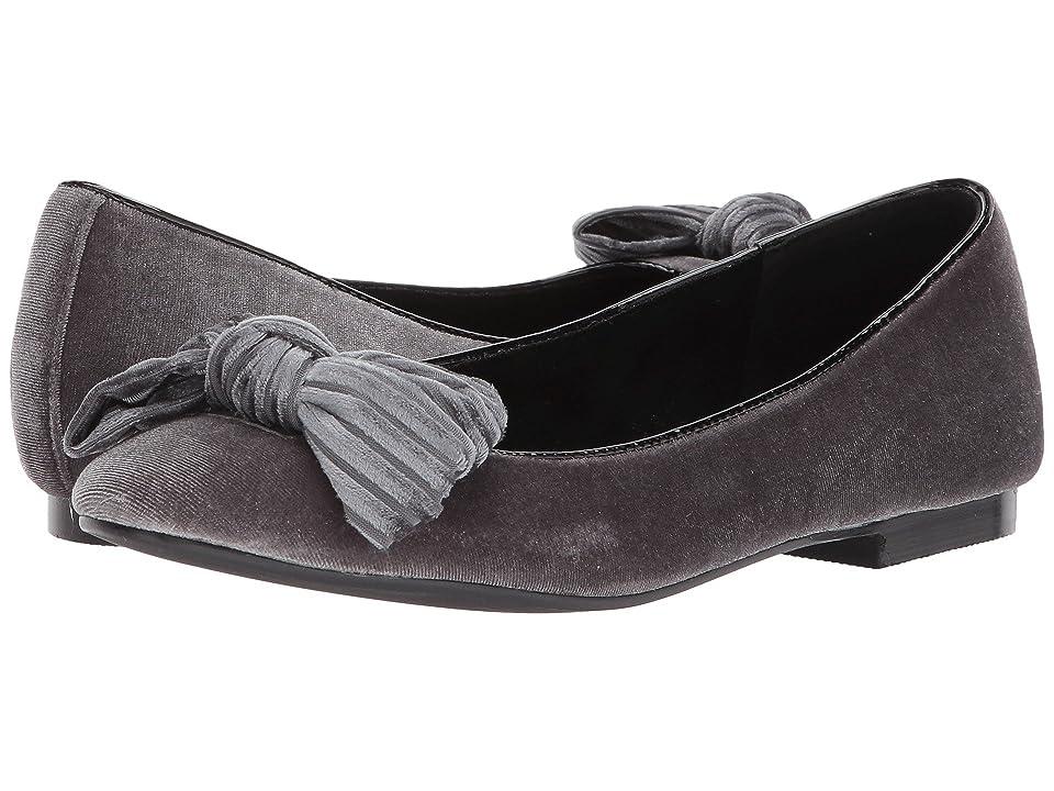 Athena Alexander Lucille (Grey Velvet) Women