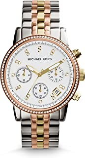 Womens MK5650 - Trilogy Ritz Chronograph
