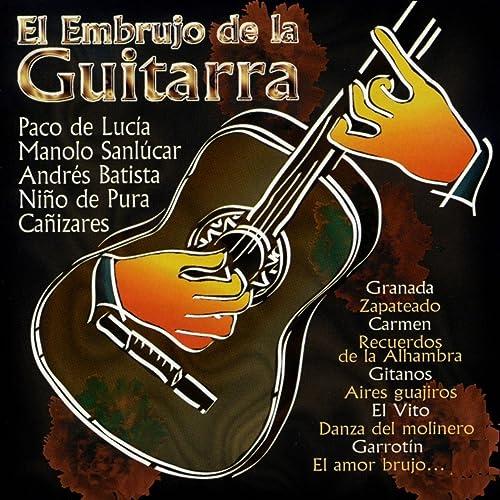 Embrujo de la Guitarra de Various artists en Amazon Music - Amazon.es