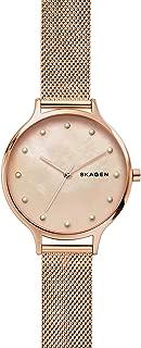 Skagen Women's Quartz Wrist Watch analog Display and Stainless Steel Strap, SKW2773