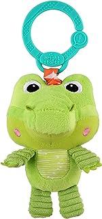 Bright Starts Take 'n Shake On-The-Go Take-Along Toy - Alligator, Newborn +