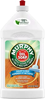 Murphy's Oil Soap Squirt and Mop Ready to Use Wood Floor Cleaner, 32 Fluid Ounce