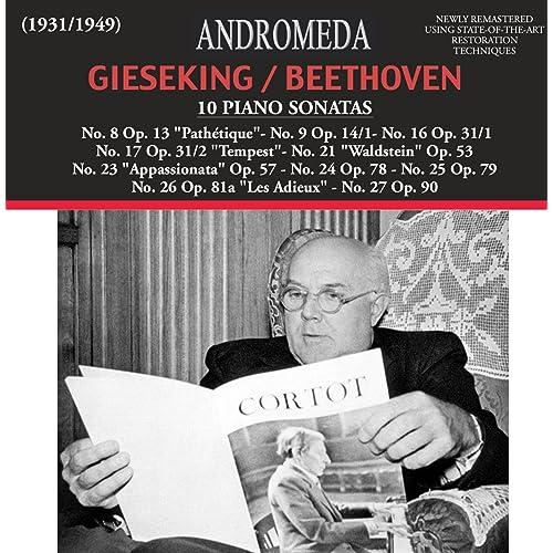 "Piano Sonata No. 24 in F-Sharp Major, Op. 78 ""À Thérèse"": II. Allegro vivace"