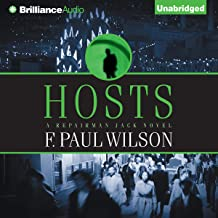 Hosts: A Repairman Jack Novel, Book 5