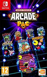 NAMCO MUSEUM ARCADE PAC (Nintendo Switch) UK IMPORT