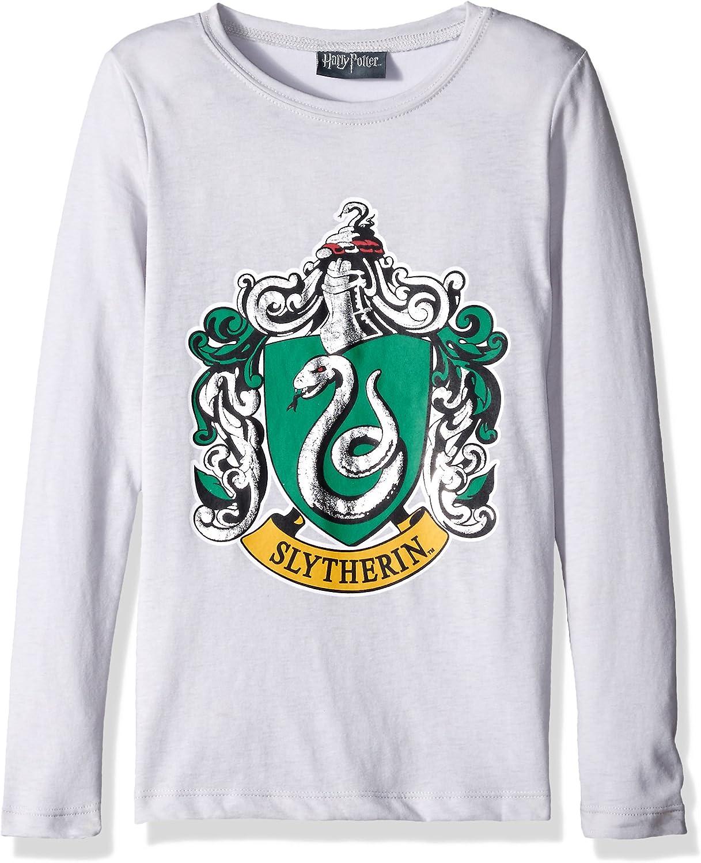 HARRY POTTER Girls Hogwarts Long Sleeved Top