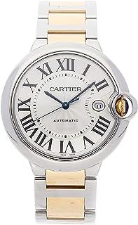 Cartier Ballon Bleu de Cartier Mechanical (Automatic) Silver Dial Mens Watch W2BB0022 (Certified