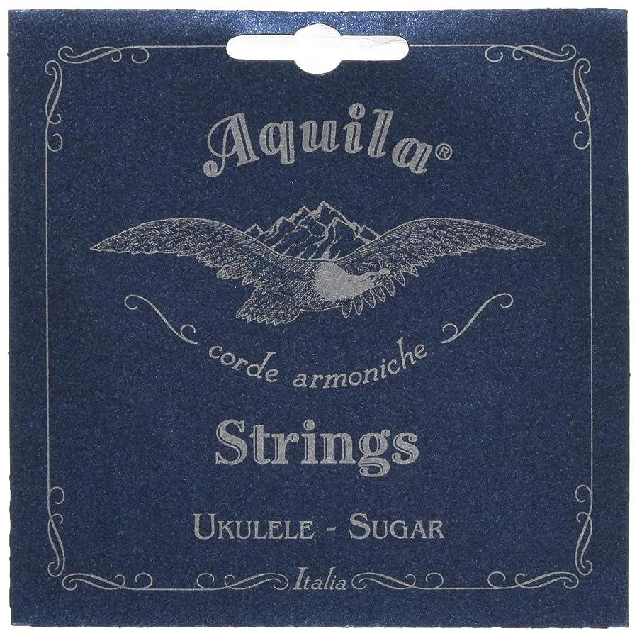 壊れた教養がある芝生Aquila Sugar Series コンサートウクレレ弦 Low-Gタイプ セット弦 AQSU-CLW 153U