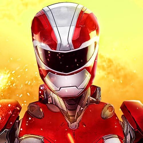 Crime City Hero Power Robot Ranger - Legacy Robot War