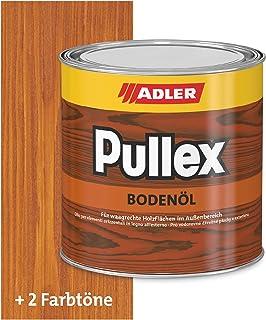 Pullex Bodenöl 750ml Java Bangkirai Öl Holzöl für Terrasse Holzschutz