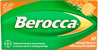 Berocca ベロッカ 2本セット 2bottle 30タブレット 30tablets