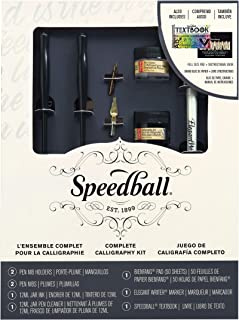 Speedball Art Products Various Complete Calligraphy Kit