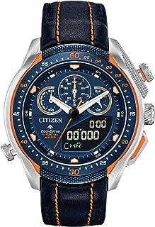 ساعت مچی مردانه Citizen Eco-Drive Promaster SST آبی چرمی بند JW0139-05L