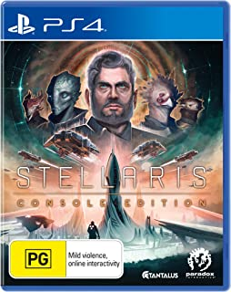Stellaris Console Edt - PlayStation 4