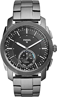 Fossil Men's FTW1166 Smart Digital Grey Watch