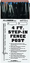 Fi-Shock Step-In Fence Post (50 Pack), 4`