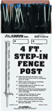 Best 4 ft metal fence post Reviews