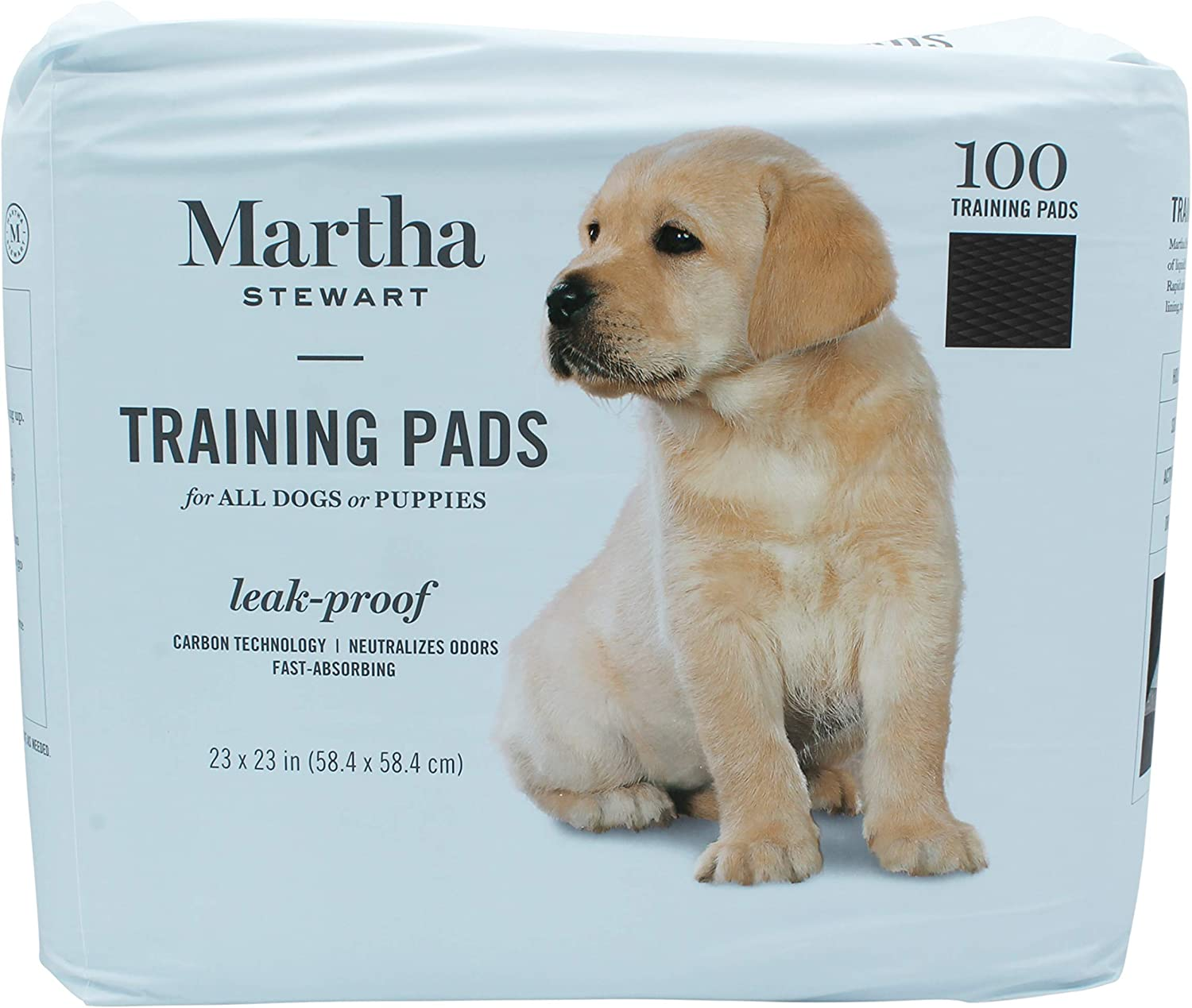 Martha Credence Stewart for Pets Training 2 Pads All Puppies 2021 Dogs